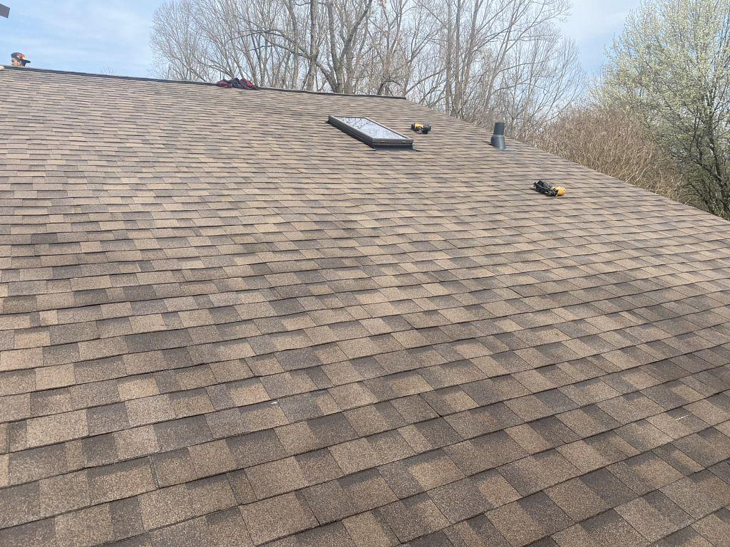 Ventilation Boots and New Shingles