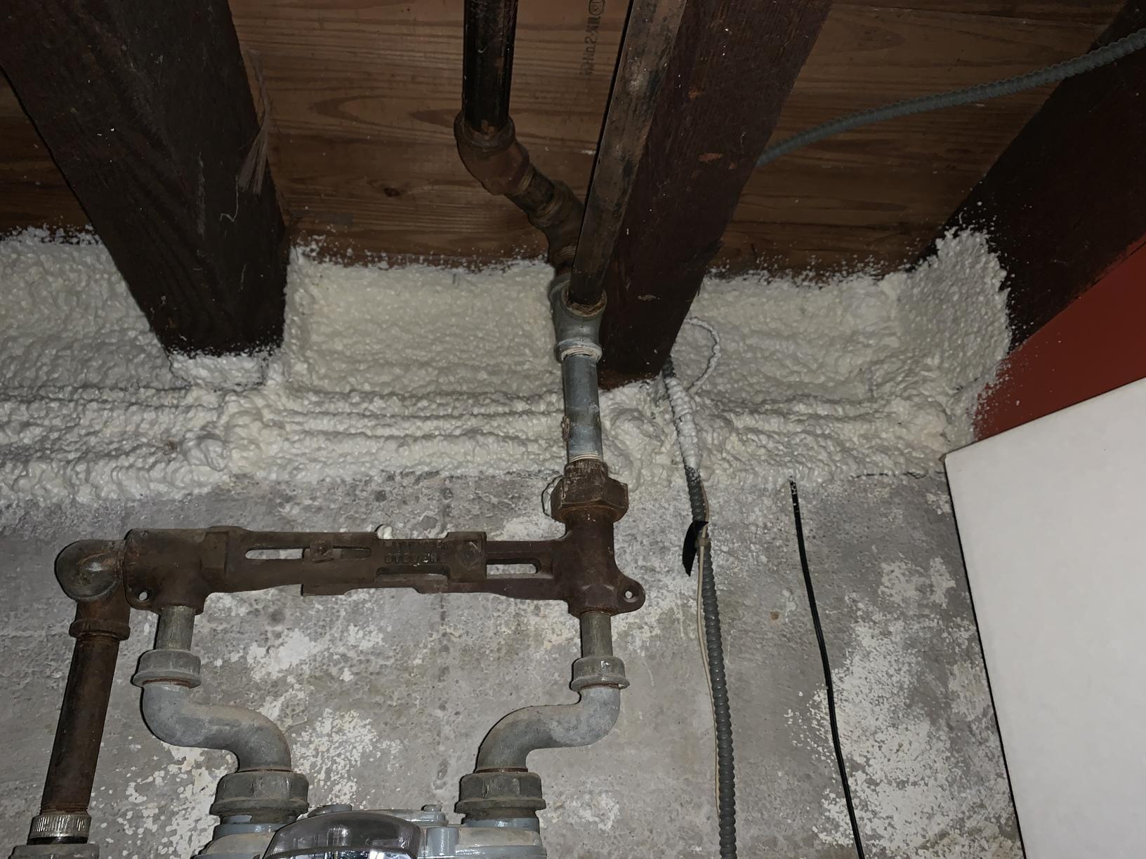 Spray Foam Rim Joists- Freeport, NY