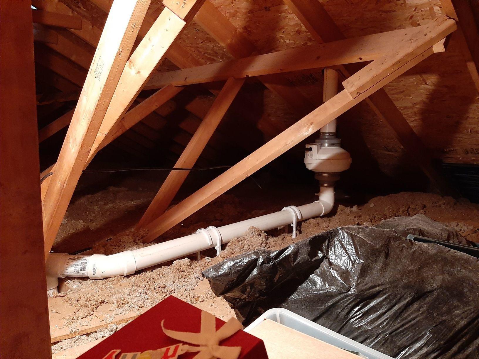 Interior Aesthetic Depressurization Fan in Fort Calhoun, NE