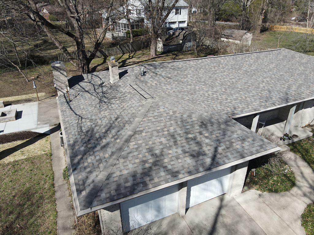 Roof Install in Indianapolis, IN