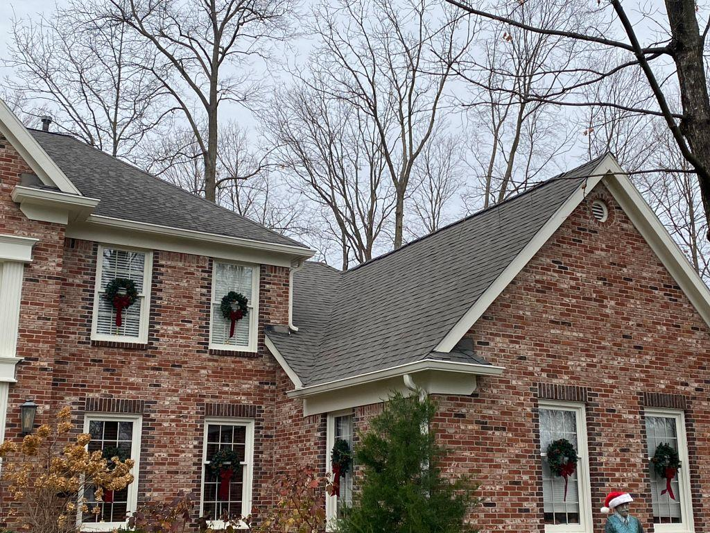 Partial Roof Replacement