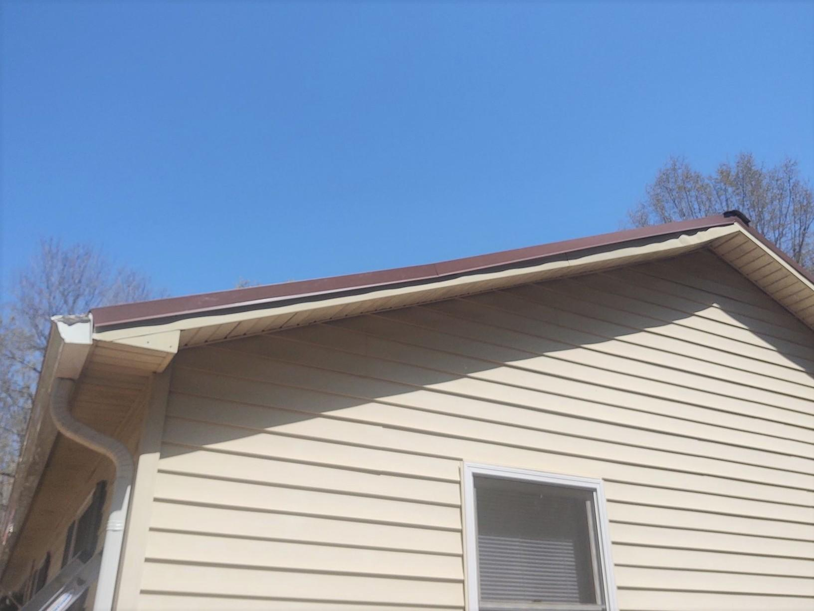 Repaired Eave