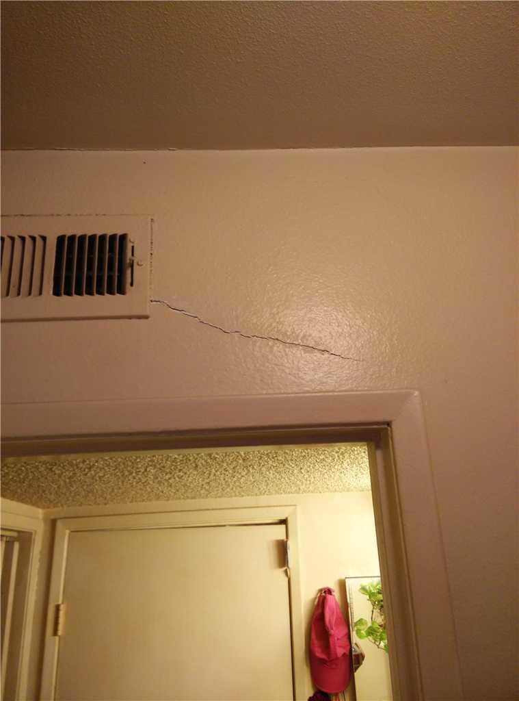 Interior Crack