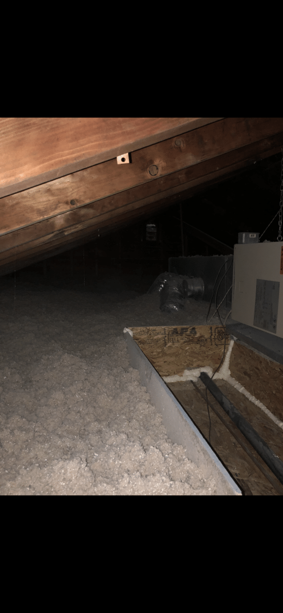 Blown-In Cellulose Insulation- East Rockaway, NY