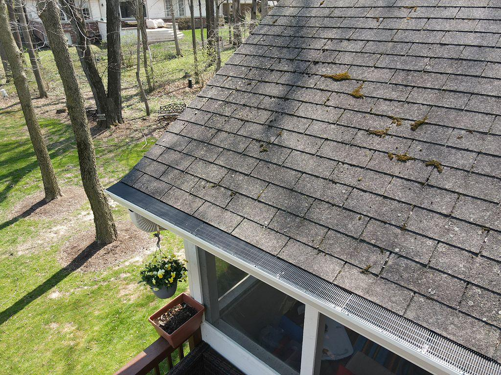 Gutter Guard System in Noblesville, IN