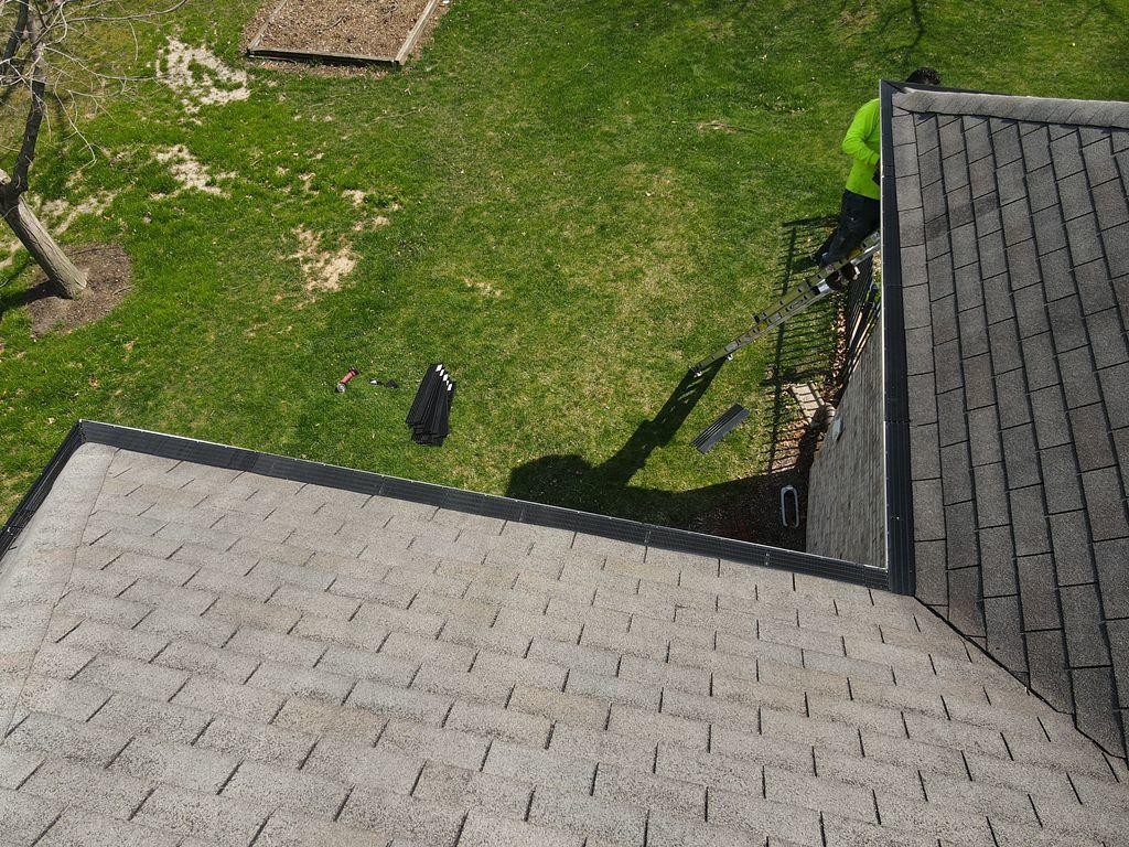 Gutter Guards Installed in Noblesville, Indiana
