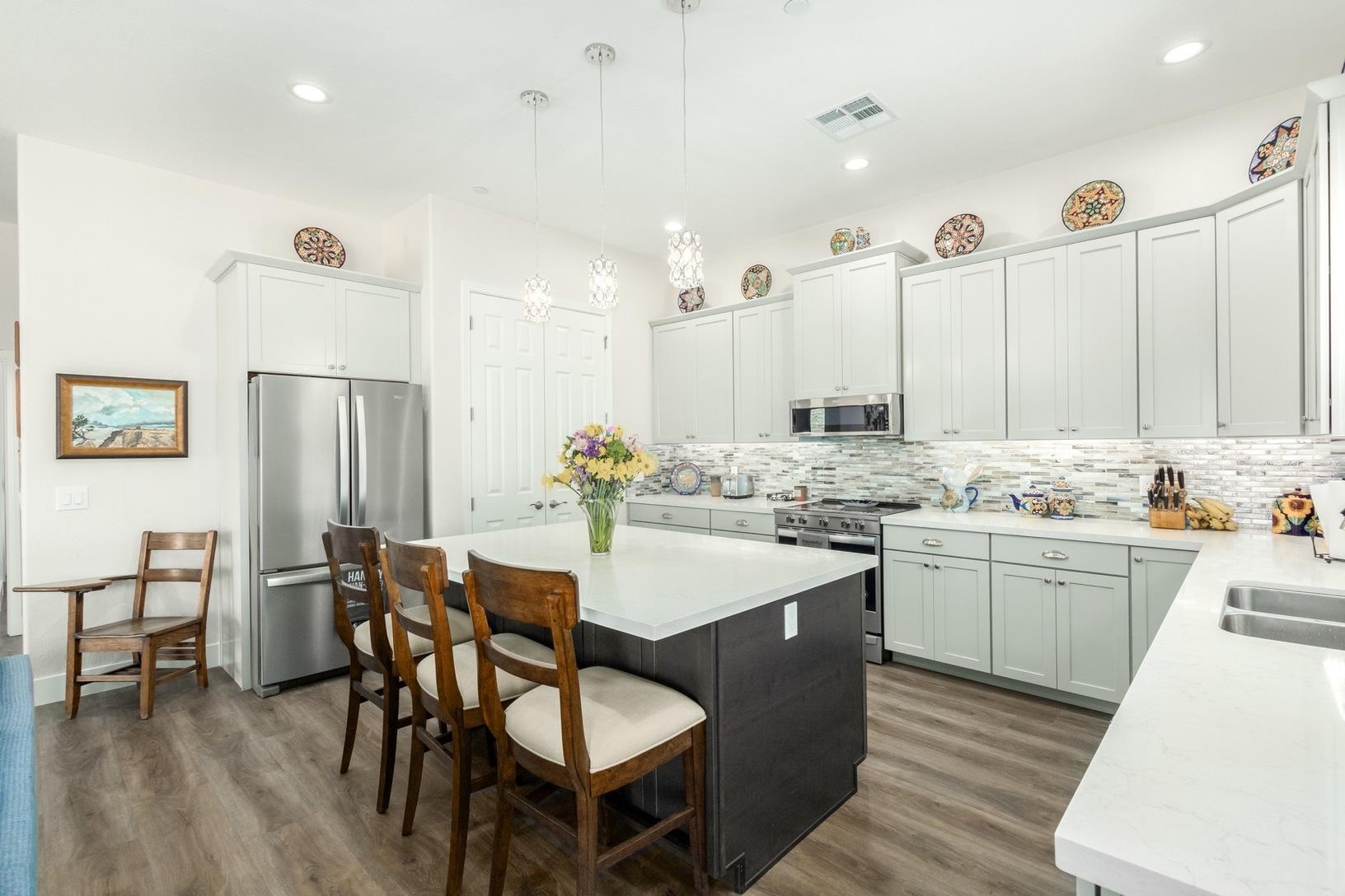Kitchen in Scottsdale Casita