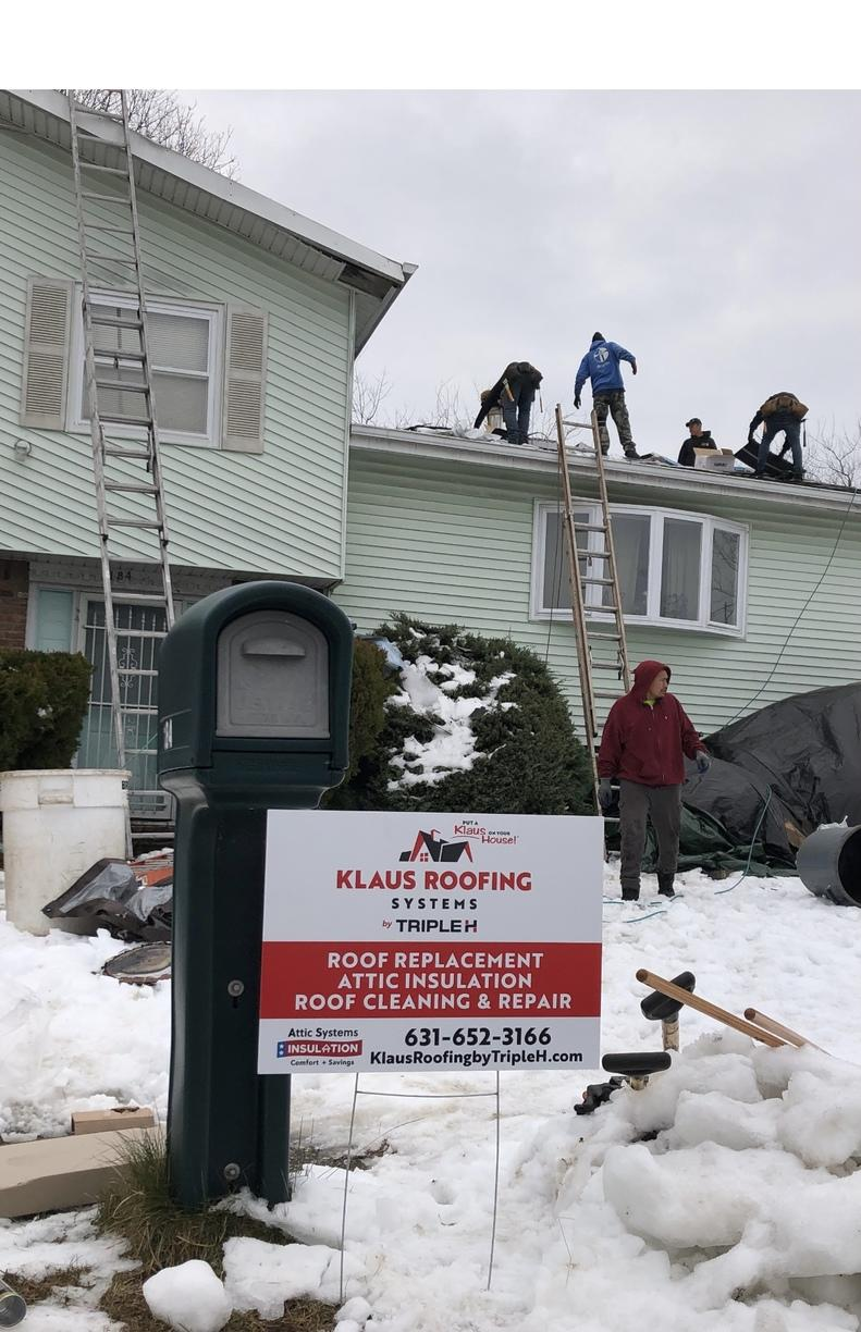 Roof Replacement- Central Islip, NY