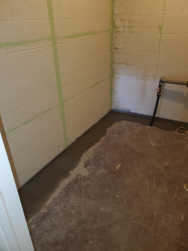 WaterGuard Interior Waterproofing