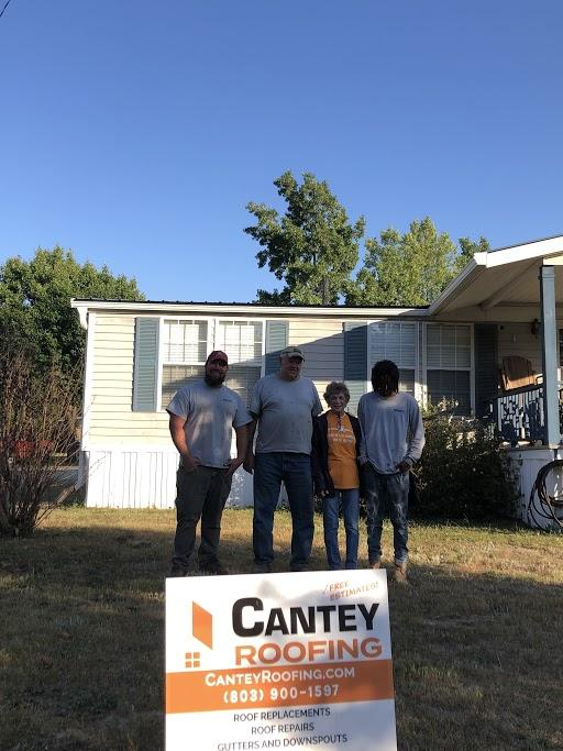 Cantey Roofing & Gutter Crews offer Peace of Mind in Columbia, SC