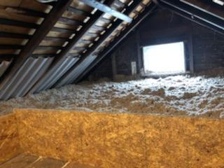 Cellulose Attic Insulation- Roslyn Heights, NY