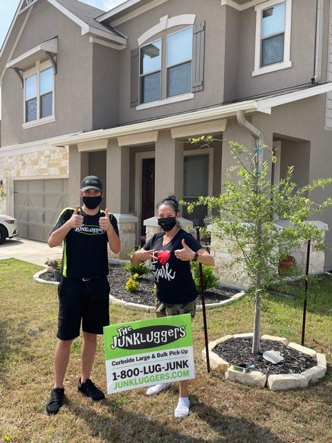 Junk Removal Moving Services, Helotes, TX