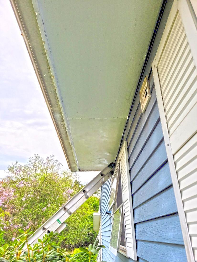 Soffit Area Protected