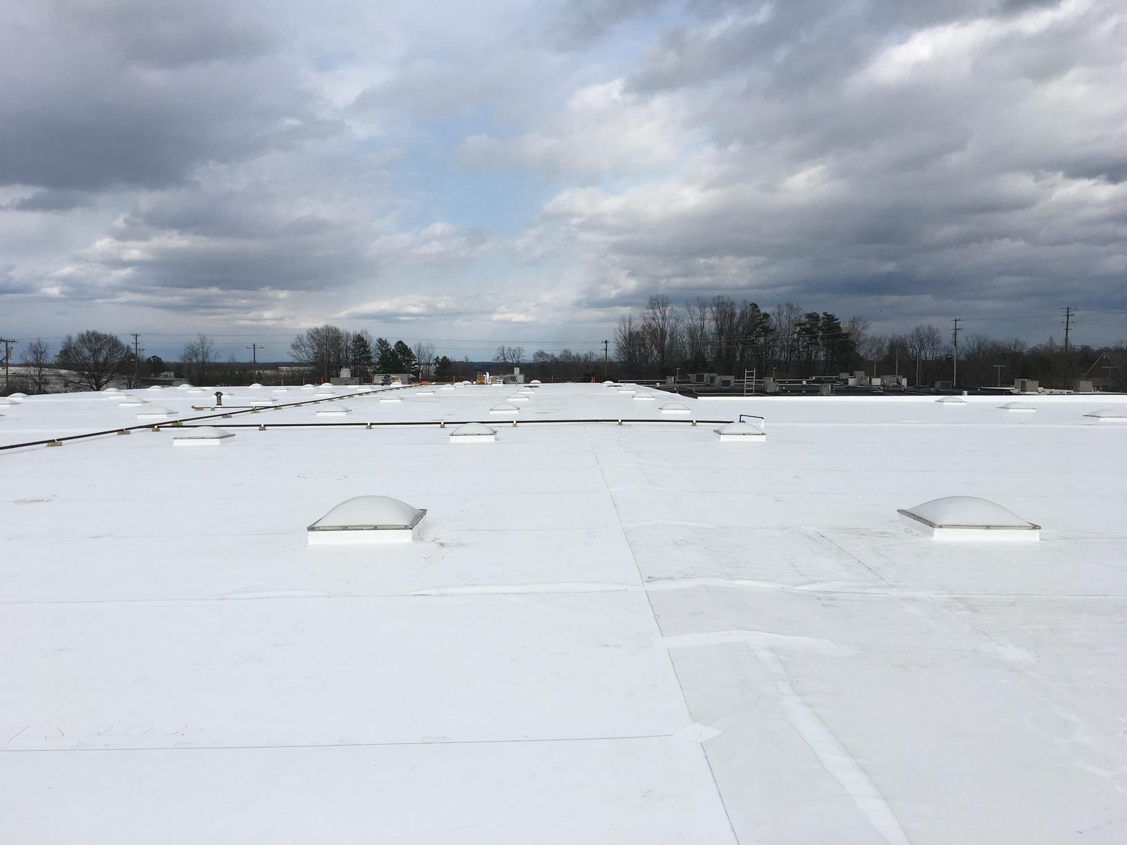 Commercial Roofing (Industrial)