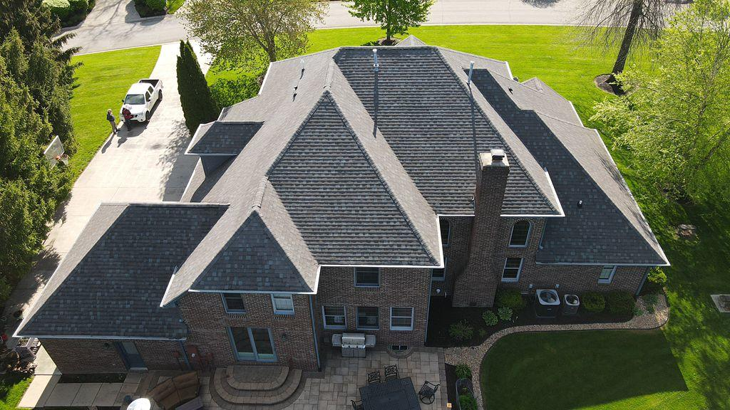 Asphalt Shingled Roof Replacement