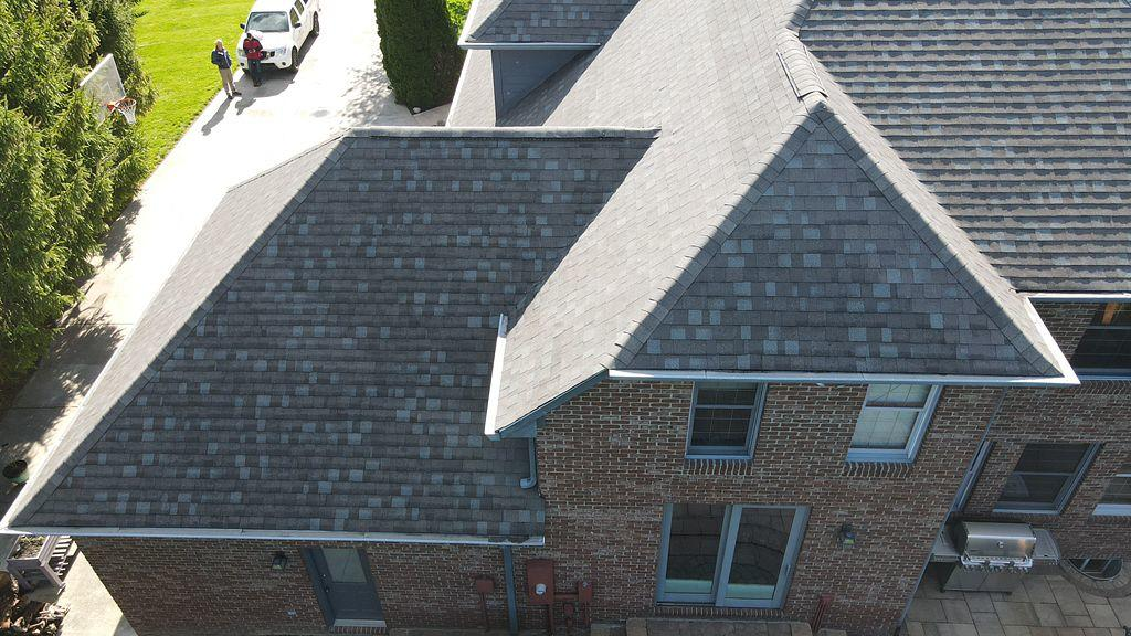 Asphalt Roof Replacement in Greenfield