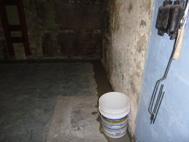 Wall Stabilization and WaterGuard