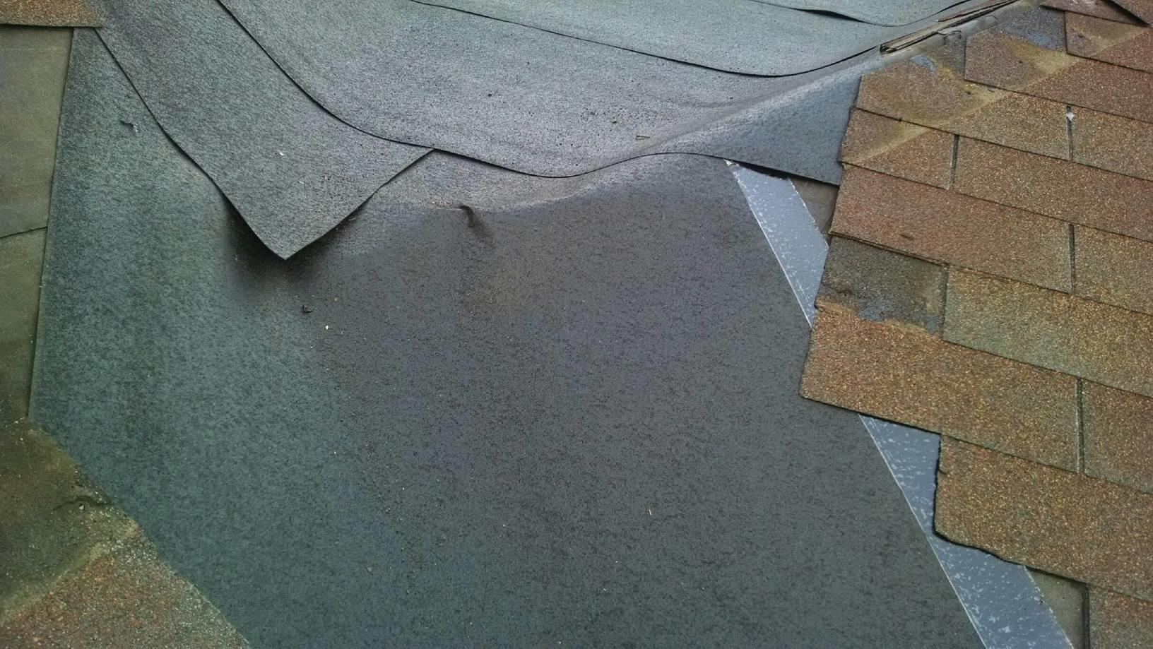 Leaky Roof