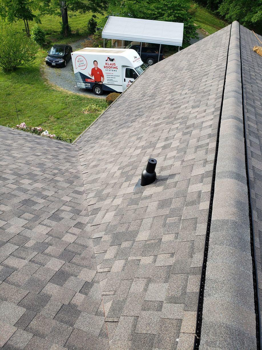 New Roof System