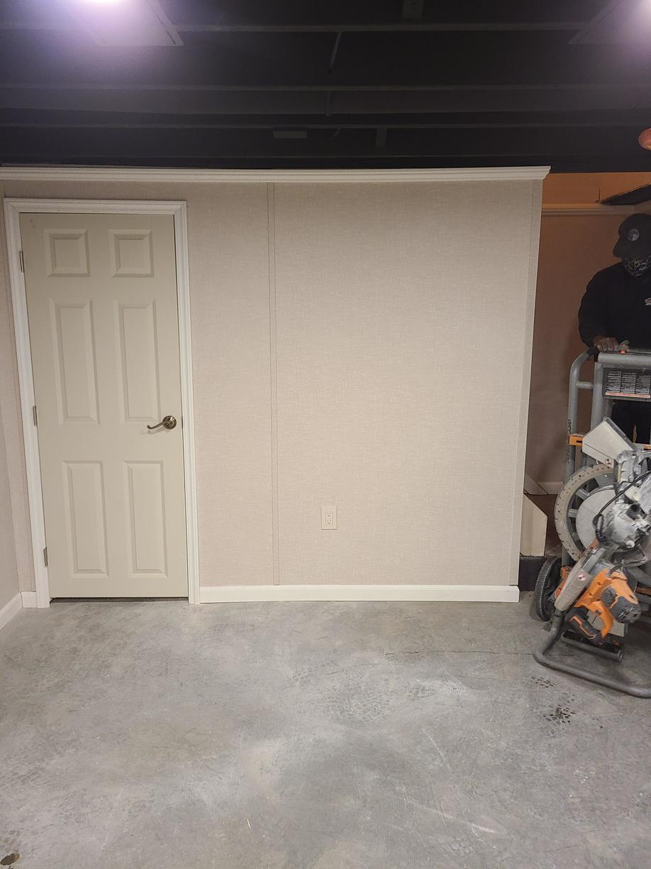 The Finished Basement