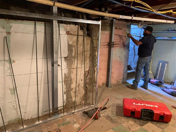 GeoLock and PowerBrace Installation Continued