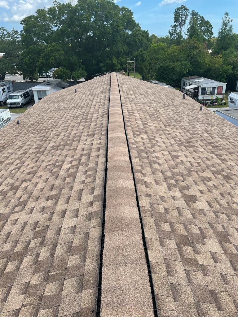 Dimensional Shingle Roof in Clearwater, FL
