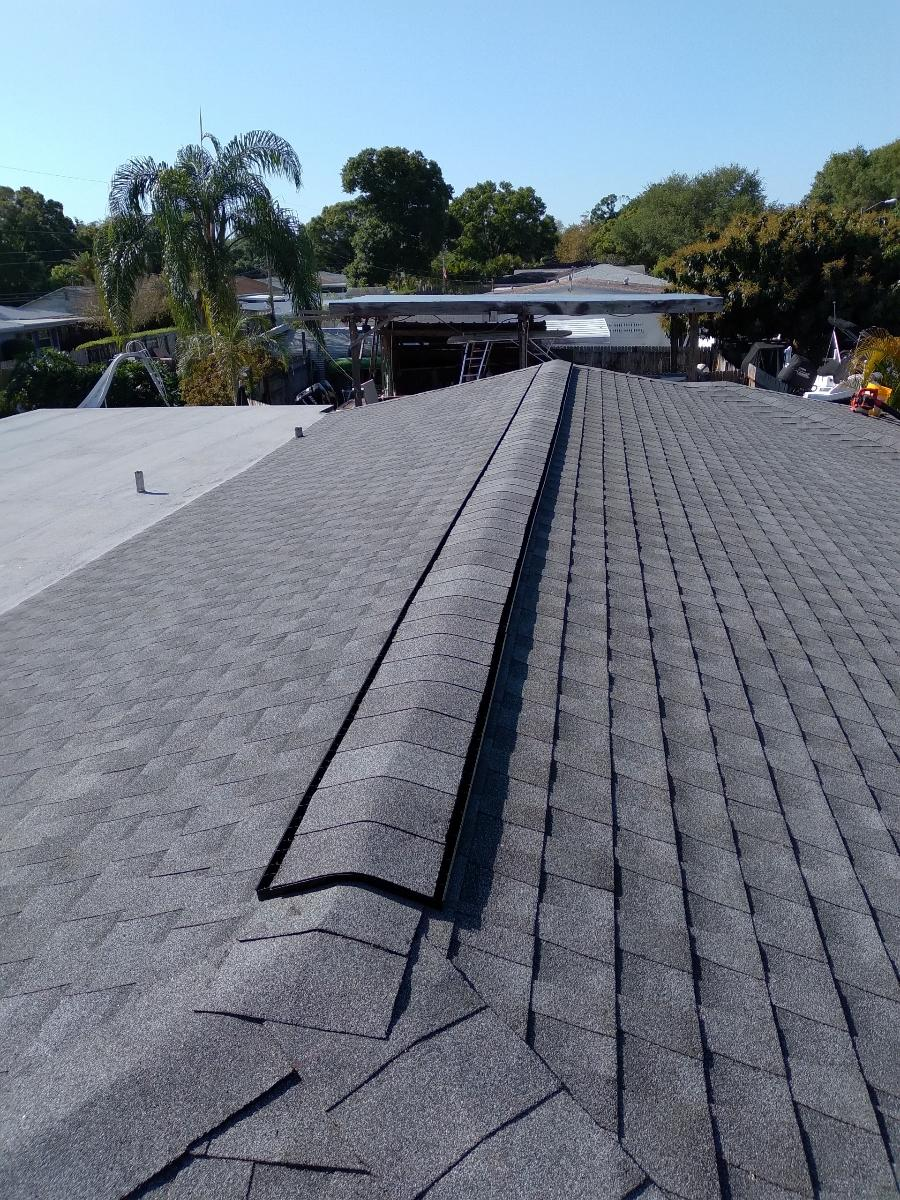 GAF Shingle Roof in Clearwater, FL