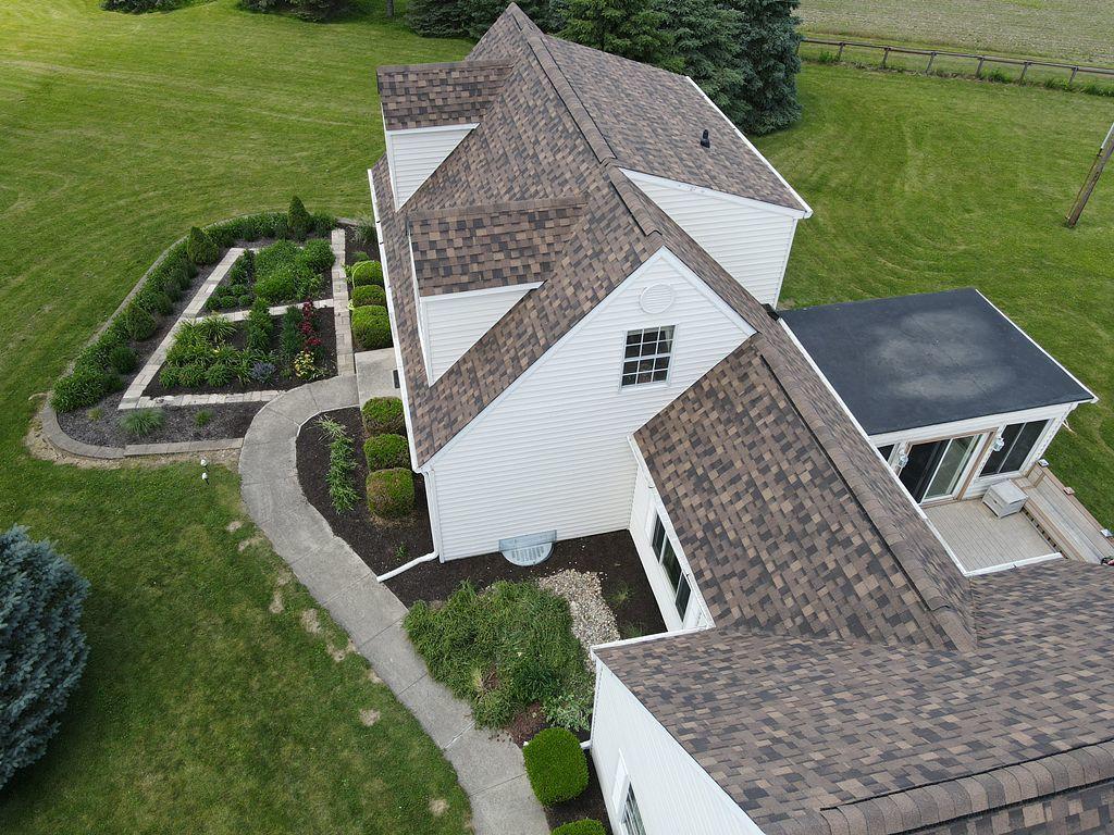 Asphalt Roof Replacement
