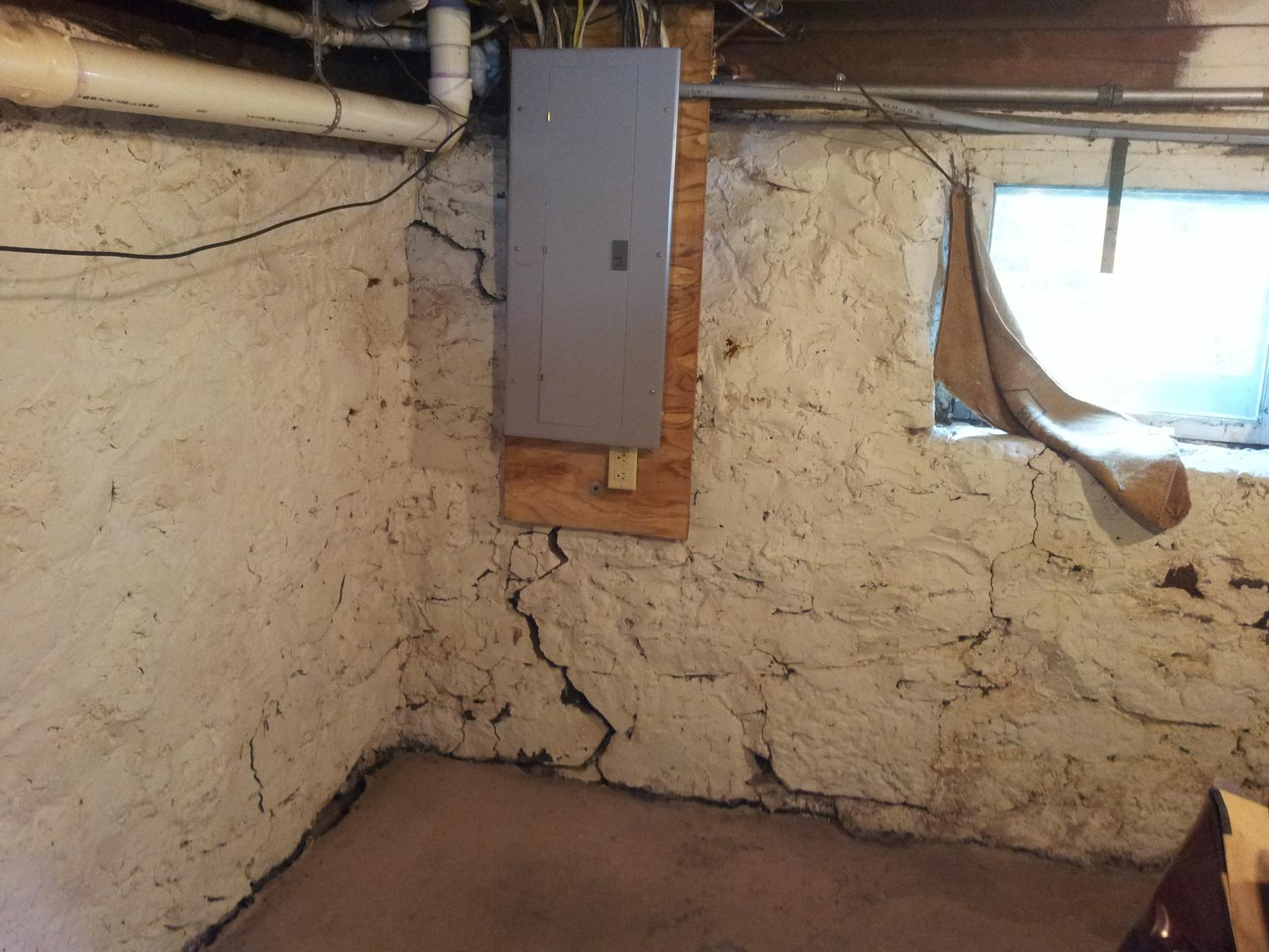 Basement walls Cracked, Leaking, or Ready to Collapse?