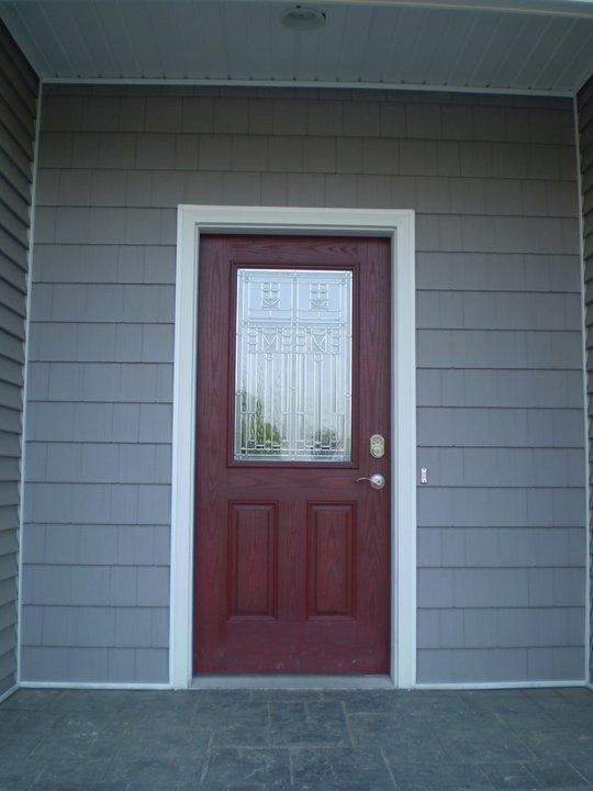 Windows And Doors Fiberglass Doors By Marshall Exteriors