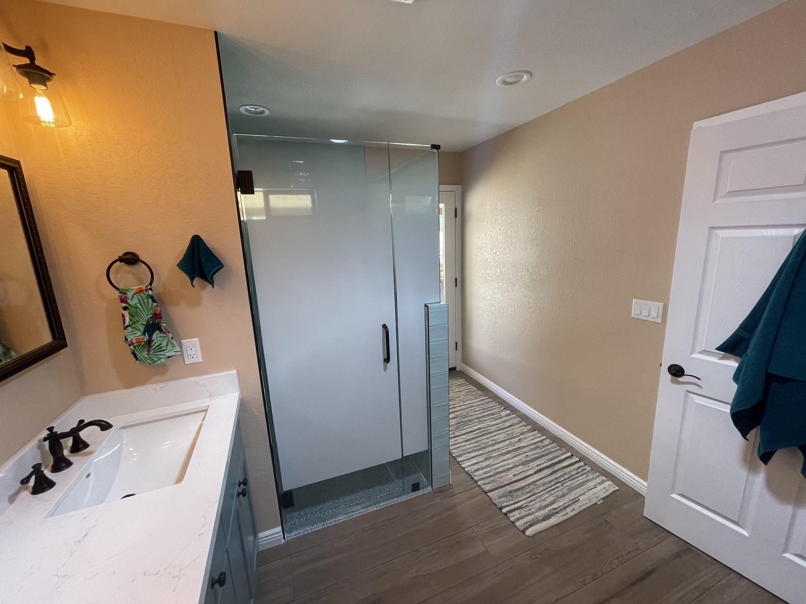Master Bathroom Addition in Scottsdale