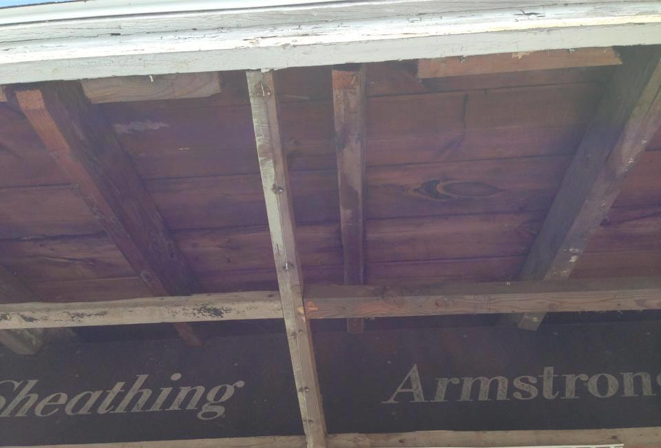 Soffit Amp Fascia Prepping The Ceiling