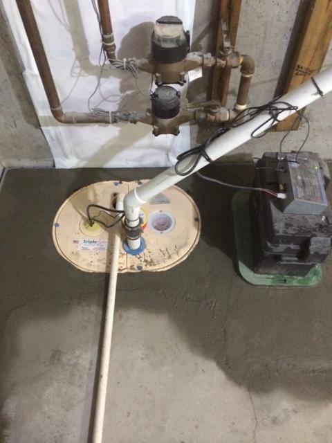 The TripleSafe Sump Pump Protecting your Basement
