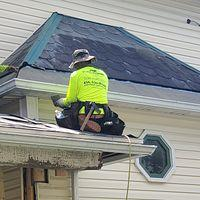Awning Roof Replacement In West Jefferson