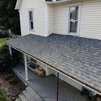 The New Roof Install Completed