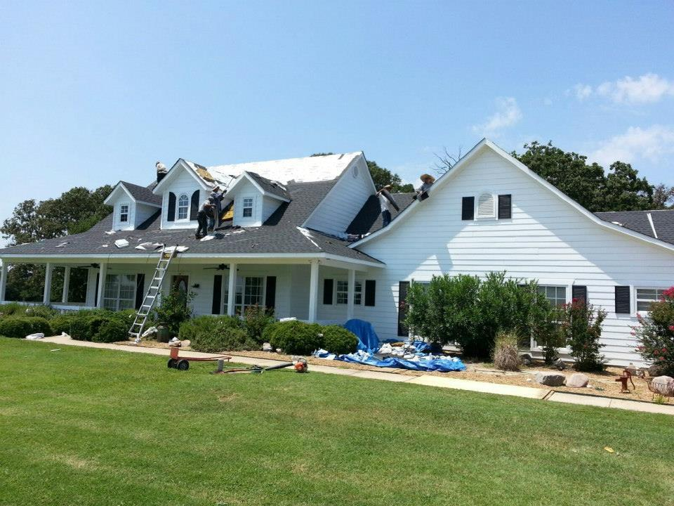 Roof Installation in Wills Point, TX