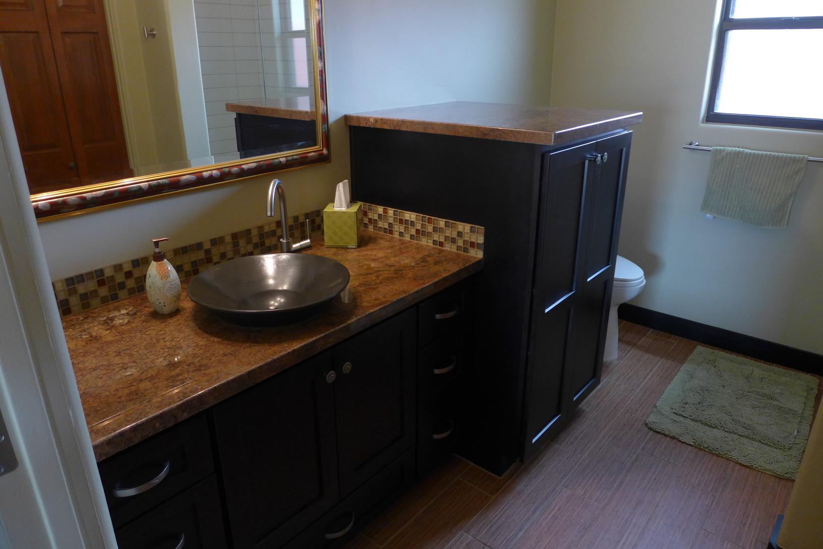 Casita Bathroom Vanity
