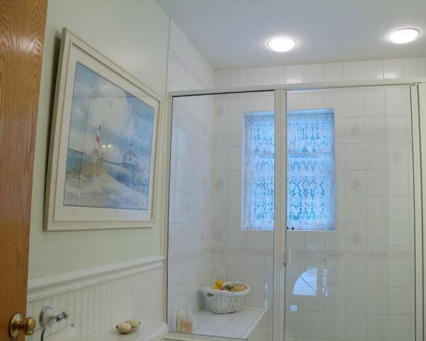 Custom Tile Shower Installation