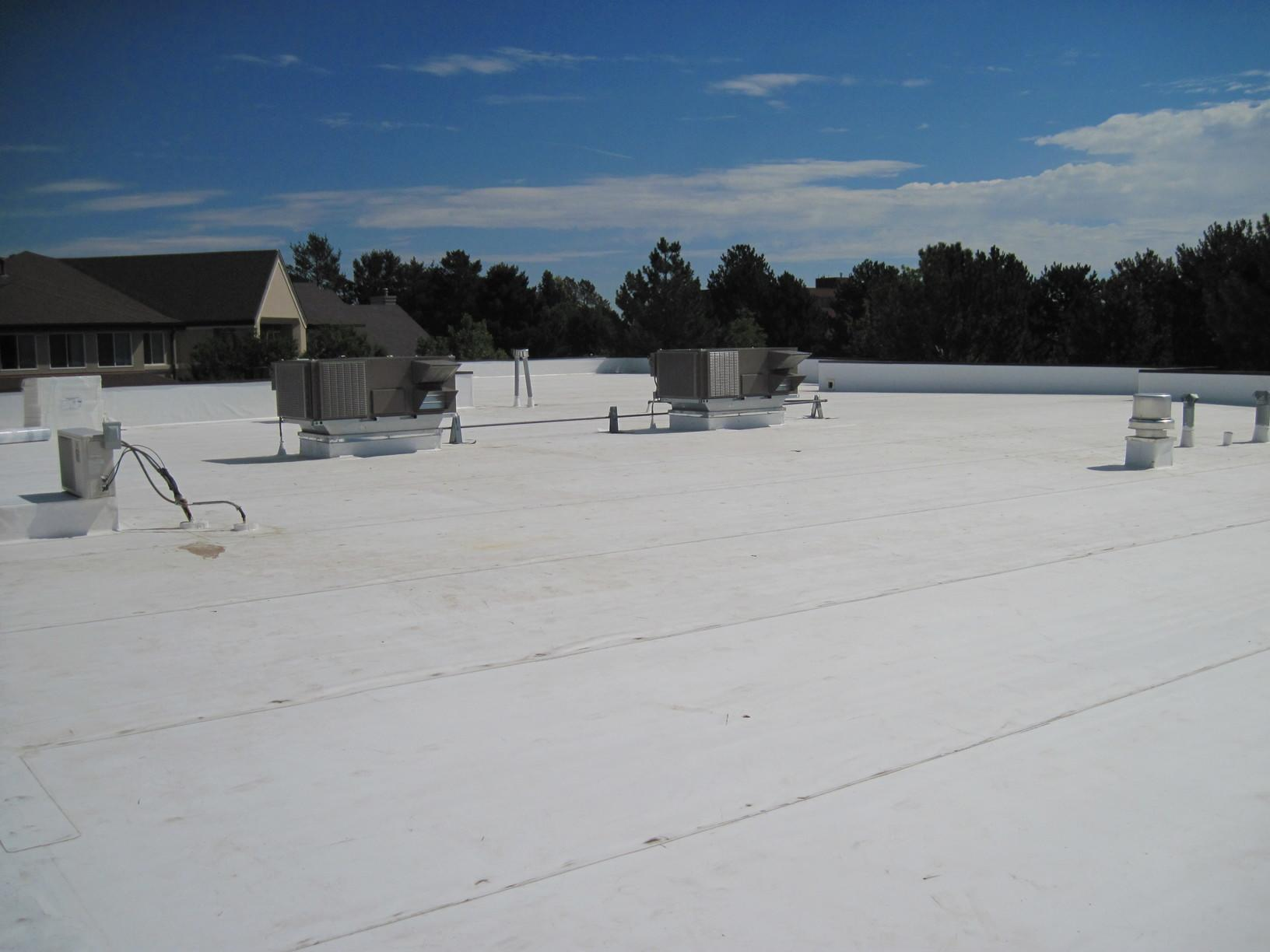 Commercial Roofing View