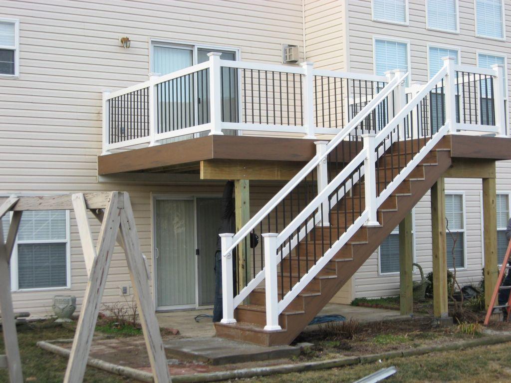 Composite Deck Install in Missouri