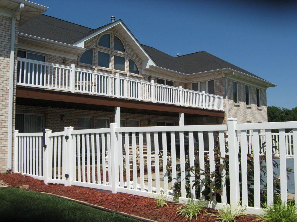 Composite Deck Installed in MO