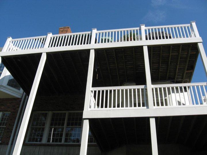 High Deck Installed in Missouri