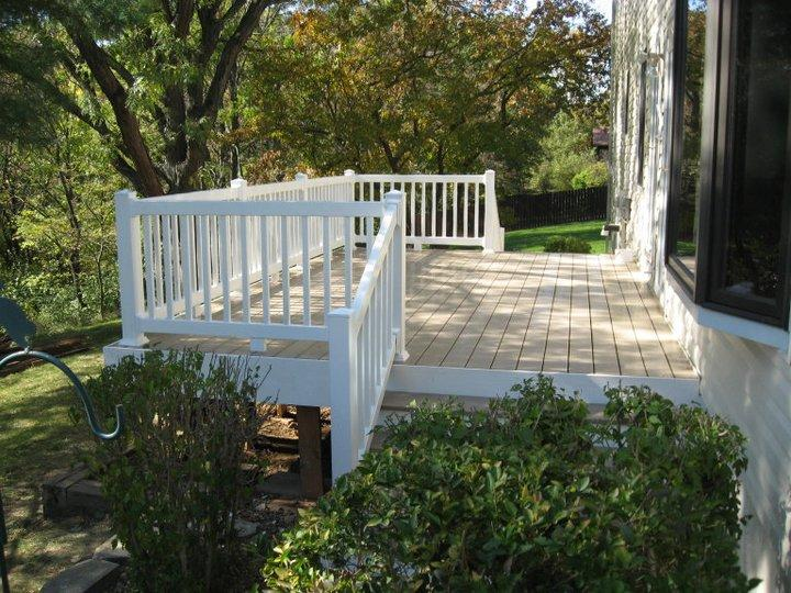 Low to the Ground Decking
