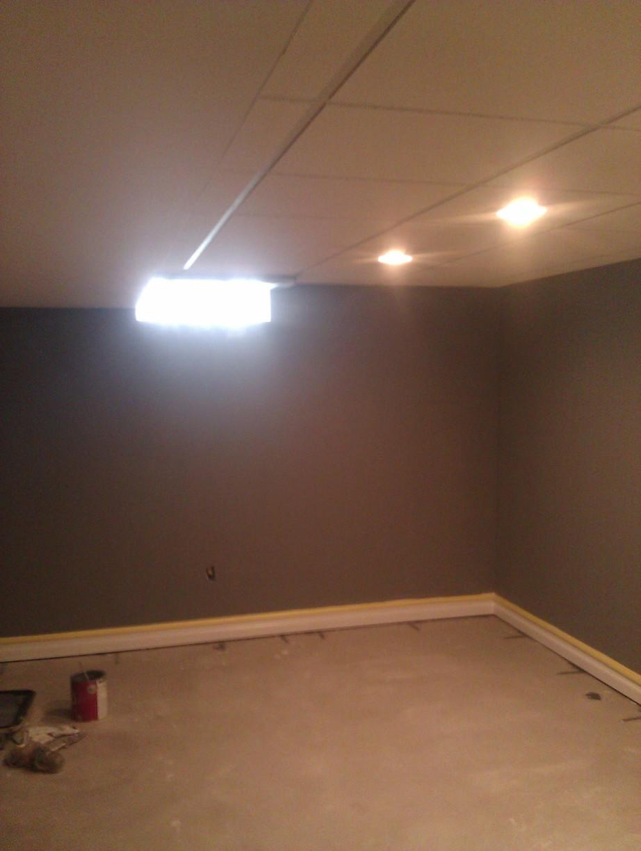 Are you confident enough with your basement to do this?