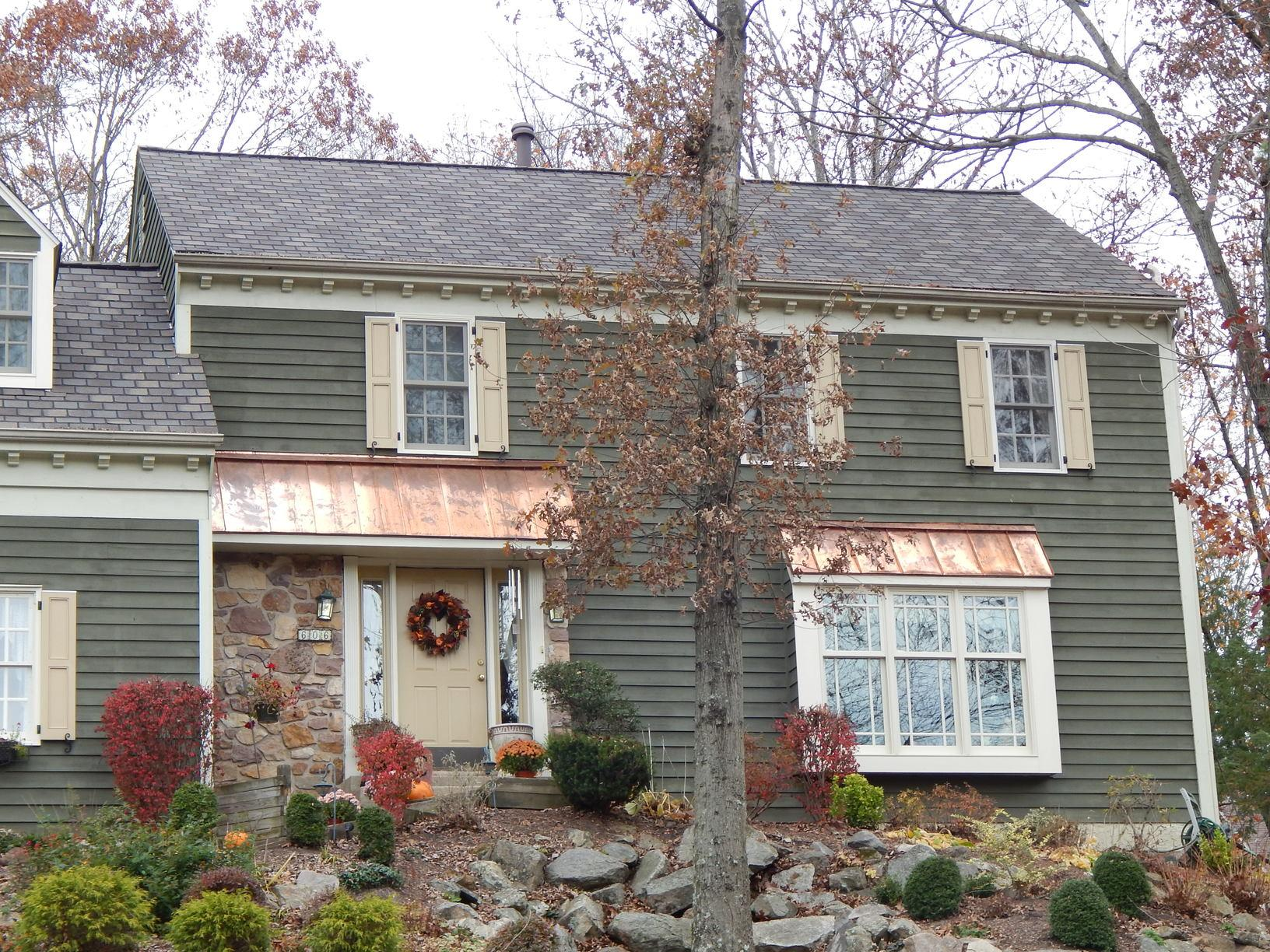 Certainteed Highland Slate Shingle - Tudor Brown in Phoenixville, PA