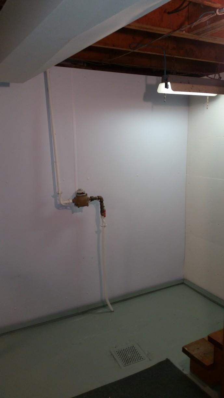 New drain system