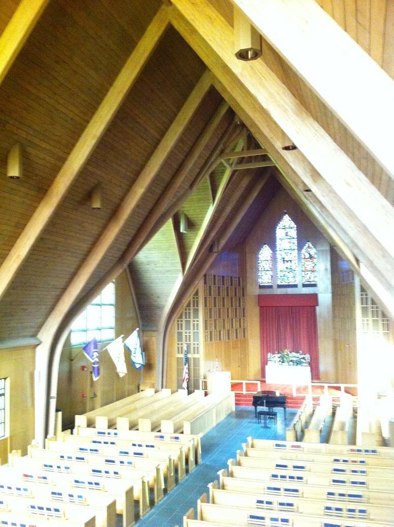 Chapel Install
