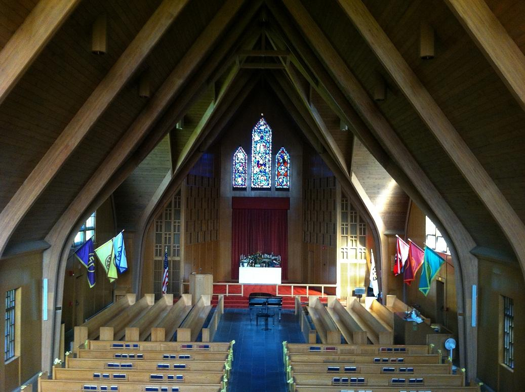 PA & Speakers installed at Westminster Chapel