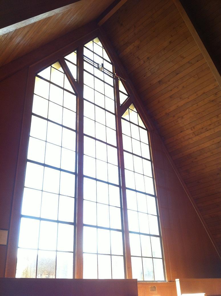 Inside Westminster Chapel