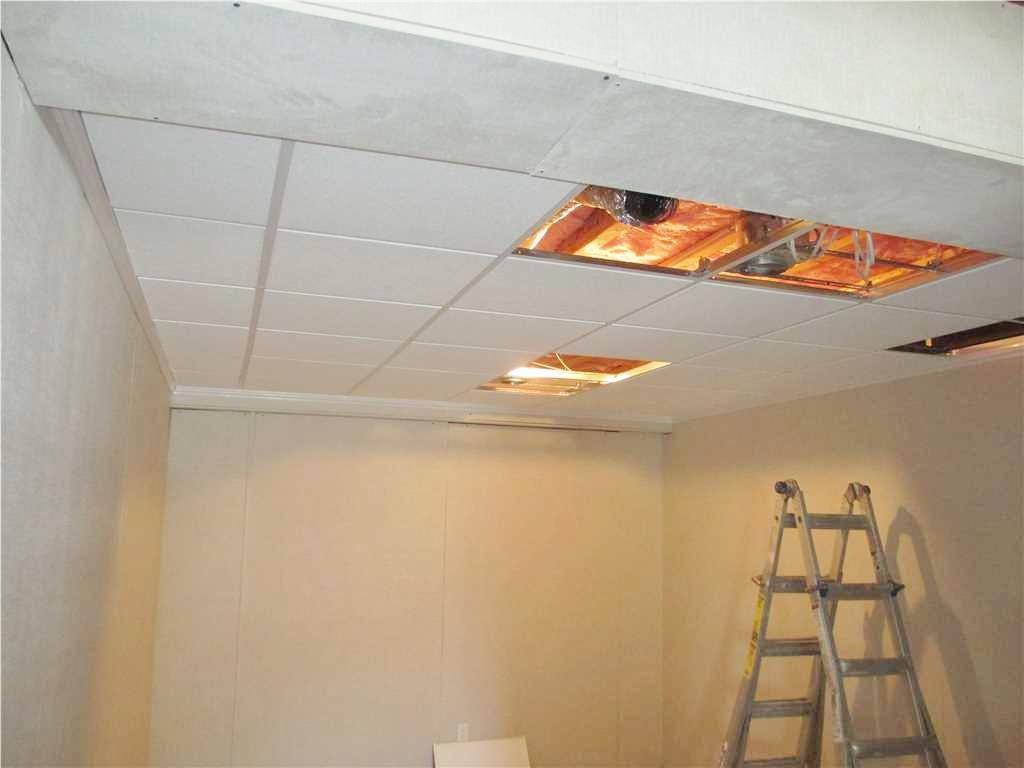 Basement Finishing Basement Refinishing In West Milford Basement Ceiling Tiles